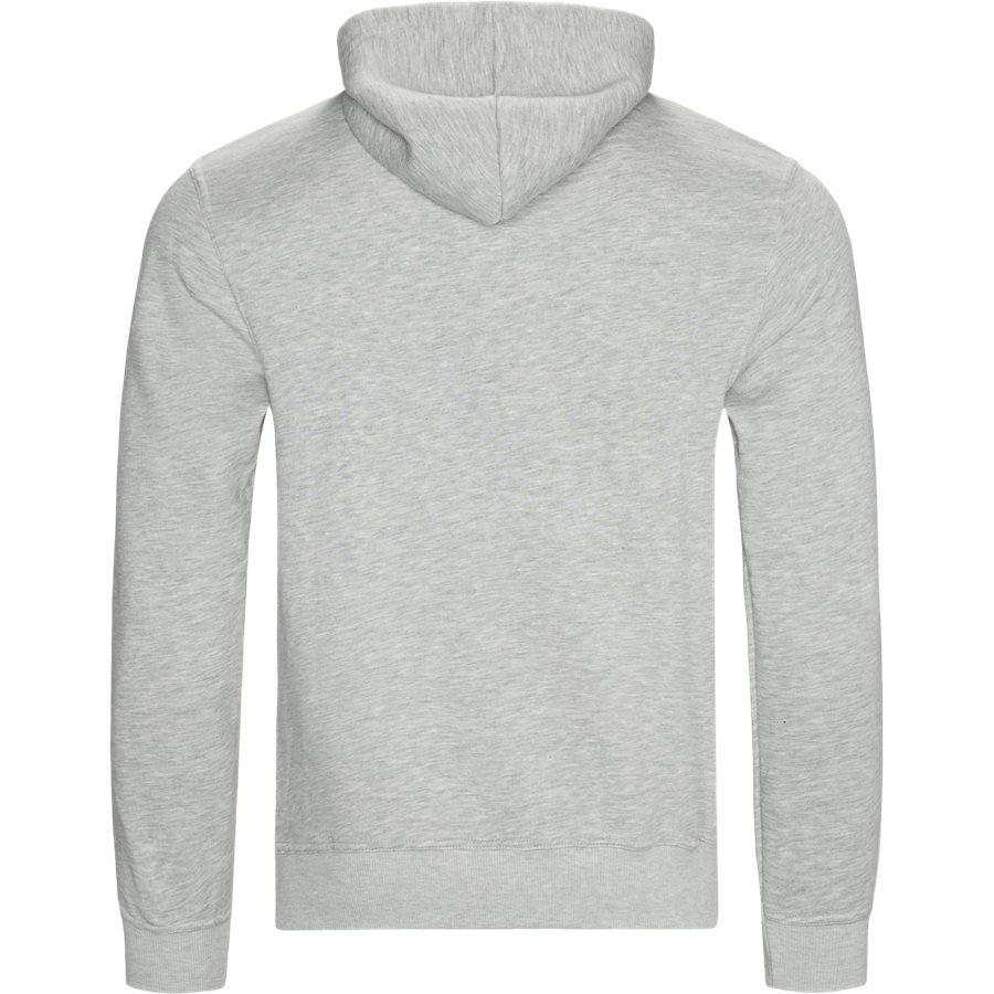 FORCE - Force Hoodie - Sweatshirts - Regular - GREY MELANGE - 2